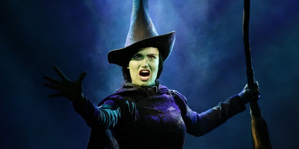 Elphaba, the Wicked Witch of the West, by Idina Menzel